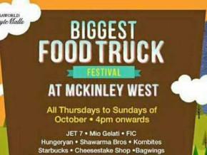 Biggest Food Truck Festival Happening