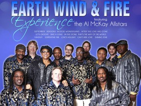 Earth, Wind, & Fire EXPERIENCE