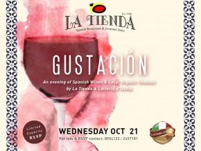 La Tienda Presents Gustacion