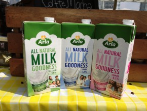 Arla Launches in the Philippines