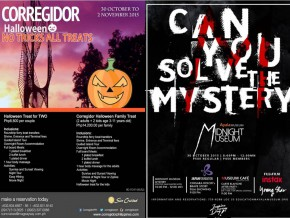 Halloween Activities in Manila