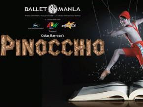 Ballet Manila Presents Pinocchio