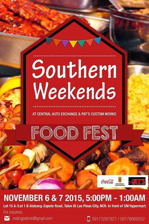 Southern Weekends Food Fest
