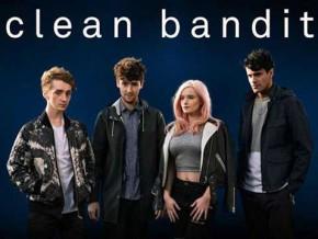 English Group Clean Bandit Coming to Manila