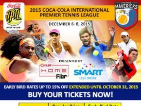 International Premier Tennis League's Manila Leg