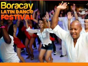 Manila Boracay Latin Dance Festival 2015