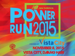 New Balance Power Run 2015