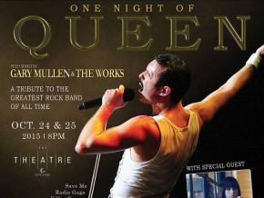 One Night of Queen at Solaire