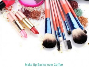 Makeup Basics Over Coffee