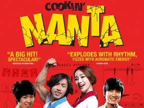 Cookin' Nanta in Manila