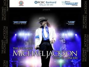 The Ultimate MICHAEL JACKSON Tribute Concert