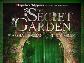 The Secret Garden Coming Soon at Onstage Greenbelt