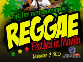 Inner Circle Joins the 1st Int'l Reggae Festival in Manila