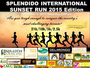 Splendido International Sunset Run