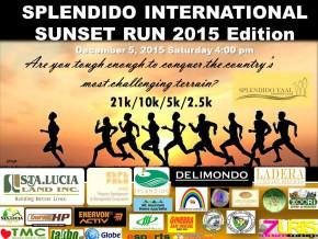 Splendido International Sunset Run