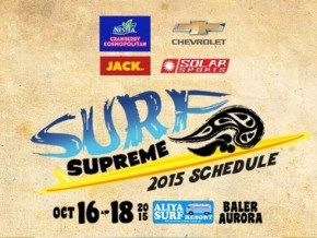 Surf Supreme Heats Up Baler
