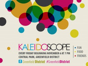 Kaleidoscope Outdoor Party