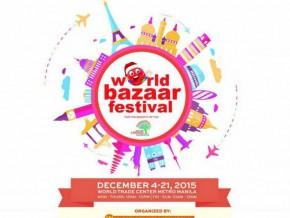 World Bazaar Festival 2015