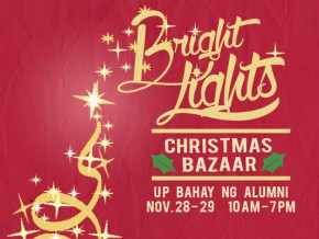 Join the Fun at Ateneo MEA's Bright Lights Christmas Bazaar