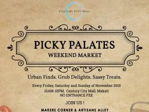 Picky Palates Weekend Market