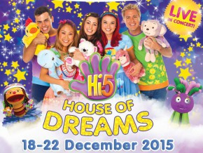 Hi-5 House of Dreams Comes to Manila
