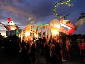 UP Lantern Parade 2015