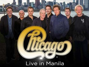 Chicago Live in Manila