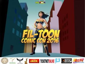 Fil-Toon Comic Con 2016