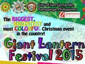 Giant Lantern Festival 2015