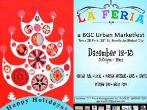 Event taguig philippine primer la feria bgc urban marketfest stopboris Image collections