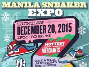 Manila Sneaker Expo