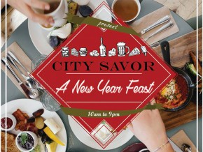 City Savors: A New Year Feast