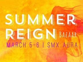 Summer Reign Benefit Bazaar