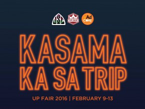 UP Fair 2016: Kasama Ka Sa Trip