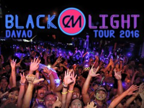 Color Manila: Black Light Davao Tour 2016