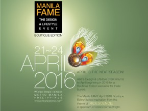 Manila FAME: The Design and Lifestyle Event