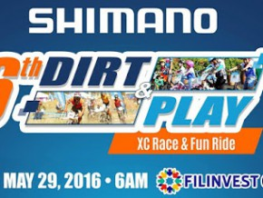 6th Shimano Dirt & Play XC Race & Fun Ride