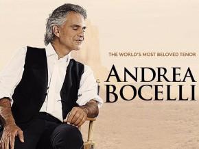 Andrea Bocelli Live in Manila