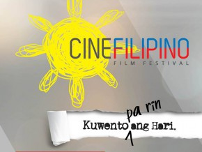 CineFilipino 2016