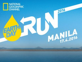 NatGeo Earth Day Run 2016