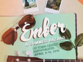 Ember: A Summer Bazaar