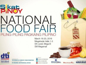 2016 SikatPinoy National Food Fair