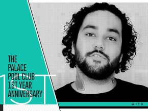 The Palace Pool Club celebrates its first year with Deorro
