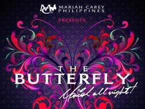 "Mariah Carey Philippines presents ""The Butterfly"""