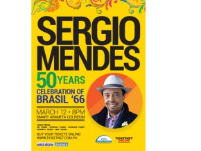 Sergio Mendes 50 years Celebration of Brazil '66