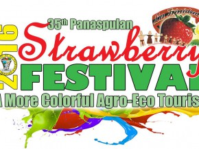35th Panaspulan Strawberry Festival