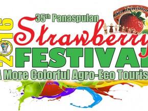 35th Panaspulan Strawberry Festival