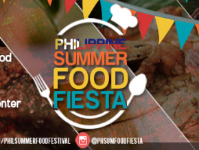 Philippines Summer Food Fair Fiesta