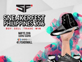 Sneakerfest Philippines 2016
