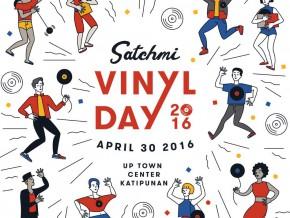 Satchmi Vinyl Day 2016